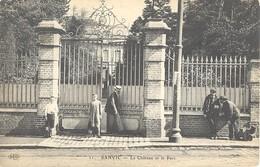 Sanvic - Le Château Et Le Parc - France