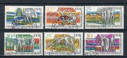 DDR Nr.1483/8         O  Used       (21424) ( Jahr: 1969 ) - Gebraucht