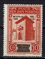 San Marino 1943 // Mi. 272 * (031..745) - San Marino