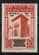 San Marino 1943 // Mi. 272 * (031..746) - San Marino