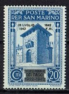 San Marino 1943 // Mi. 273 ** (031..747) - San Marino