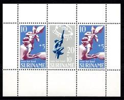 Surinam 1969 Mi.nr.:Block 9  Für Das Kind  Neuf Sans Charniere / MNH / Postfris - Surinam