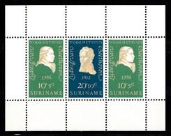 Surinam 1970 Mi.nr.:Block 10  Für Das Kind  Neuf Sans Charniere / MNH / Postfris - Surinam