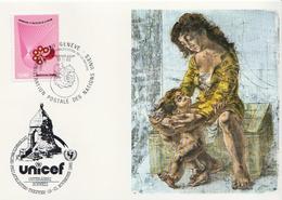 UNO Maximum Card - UNICEF