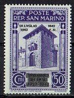 San Marino 1943 // Mi. 276 ** (031..750) - San Marino