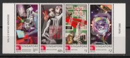 Singapore - 1999 - N°Yv. 923 à 926 - Millénaire - Neuf Luxe ** / MNH / Postfrisch - Singapour (1959-...)