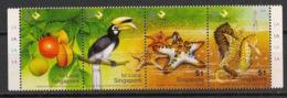 Singapore - 2004 - N°Yv. 1270 à 1273 - Faune Et Flore - Neuf Luxe ** / MNH / Postfrisch - Singapour (1959-...)