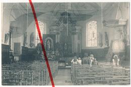 Waterland-Oudeman Watervliet - Sint-Laureins - Kirche Kerk Elgise Church - 1918- Stempel - Eeklo