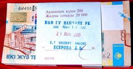Kazakhstan - 200 Tenge 2006 UNC - Kazakhstán