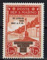 San Marino 1943 // Mi. 279 ** (031..753) - San Marino