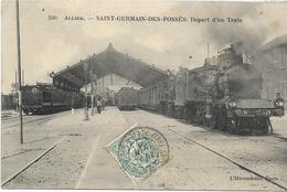 03 LOT 6 De 8 Belles Cartes Del'Allier , état Extra - Cartes Postales