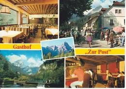 Postcard With Hinterstoder - Hinterstoder