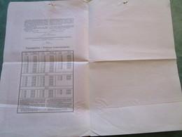 EMPRUNT FUNDING AUTRICHIEN - Obligation Au Porteur De 100 Francs N° 002.469 (3 Documents) - Actions & Titres