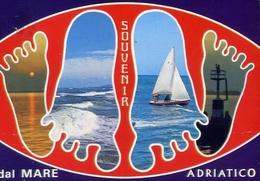 Riviera Adriatica - 119 - Formato Grande Viaggiata – E 9 - Non Classificati