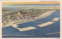 Texas Corpus Christi Yacht Basin Curteich - Corpus Christi