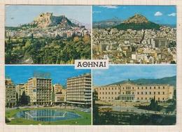 8AK3994 ATHENS ATHENES MULTI VUES  2 SCANS - Grèce