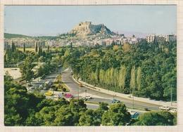 8AK3995 ATHENS ATHENES VUE PARTIELLE  2 SCANS - Grèce