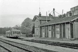 Estissac Photo 10 X 15 - Trains