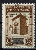 San Marino 1943 // Mi. 271 O (031..755) - San Marino