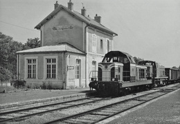 Ste Colombe (10) BB 66400 BB 4500 Photo 10 X 15 - Trains
