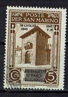 San Marino 1943 // Mi. 271 O (031..756) - San Marino