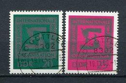 DDR Nr.1517/8         O  Used       (21437) ( Jahr: 1969 ) - Gebraucht