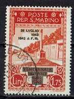 San Marino 1943 // Mi. 279 O (031..759) - San Marino