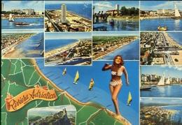 Riviera Adriatica - Donnina - 321 - Formato  Grande Viaggiata – E 9 - Non Classificati