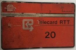 B20-3/4 : 806A(N) HIGH Ctrl: 806A01996 (N) D16 Bad USED (Printed:2000) Most Rare - Belgium