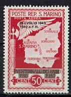 San Marino 1943 // Mi. 285 ** (031..761) - San Marino