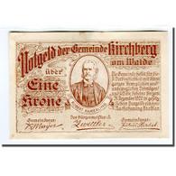 Billet, Autriche, Kirchberg, 1 Krone, Texte 1, 1920, SPL, Mehl:440a - Autriche