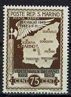 San Marino 1943 // Mi. 286 ** (031..762) - San Marino