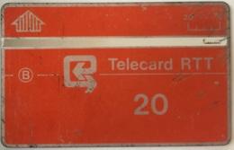 B20-3/4 : 803B(I) HIGH Ctrl: 803B99396 (I) D16 75x-99x USED (Printed:25000) - Belgium