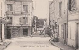 78 - MARLY LE ROI - LA GRANDE RUE - Marly Le Roi