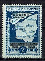 San Marino 1943 // Mi. 288 ** (031..764) - San Marino