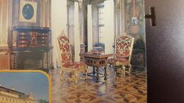 JEU - ECHECS - CHESS - ECHECS - Leningrad. Menshikov Palace. Chess On A Table  - OLD USSR PC 1988 Stationery - Chess