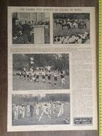 ANNEES 20/30 UNE GRANDE FETE SPORTIVE AU COLLEGE DE MARCQ EN BAROEUL - Collections