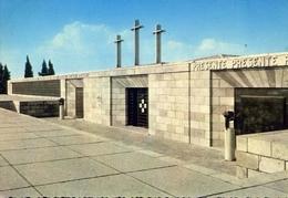 Sacrario Redipuglia - Gorizia - Le Tre Croci - Cappella Votica - Formato Grande Viaggiata – E 9 - Gorizia