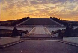 Sacrario Redipuglia - Gorizia - Notturno - Formato Grande Viaggiata – E 9 - Gorizia