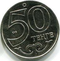 Kazakhstan - 50 Tenge 2016 UNC  Bank Bag - Kazakhstan