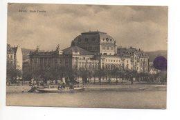 ZÜRICH Stadt-Theater Dampfschiff - ZH Zurich