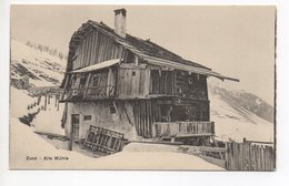 ZUOZ Alte Mühle - GR Grisons