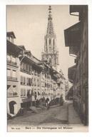 BERN Die Herrengasse Mit Münster - BE Bern