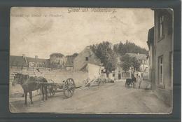 Oude Briefkaart Groet Uit Valkenberg Gezicht Op Ruine En Plenkert. - Valkenburg