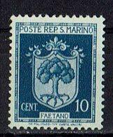 San Marino 1945 // Mi. 318 ** (031..767) - San Marino