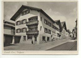LANTSCH LENZ Dorfpartie Bäckerei - GR Grisons