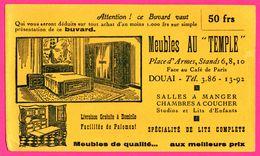BUVARD Qui Vaut 50 Frs - Meubles Au TEMPLE - Douai (59) - Meubles De Qualité ... Aux Meilleurs Prix - Autres