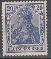 Deutsches Reich -  Mi. 87 * - Nuovi