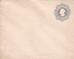 CHILE ENTERO POSTAL SOBRE ENVELOPPE ENTIER POSTAL STATIONARE 2 CENTAVOS COLON CIRCA 1890s- BLEUP - Chile
