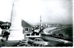 N°67481 -cpsm Le Havre Le Pain De Sucre -simca Aronde P 60 - Passenger Cars
